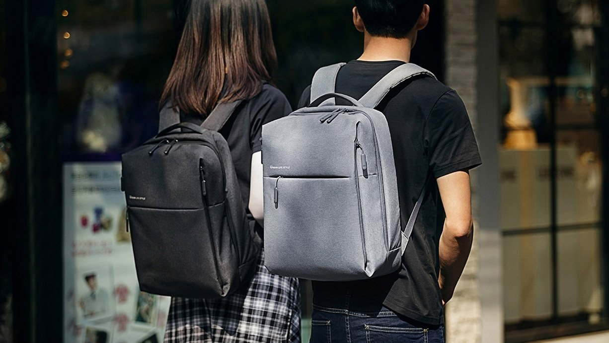Balo Xiaomi Mi City Backpack hai màu